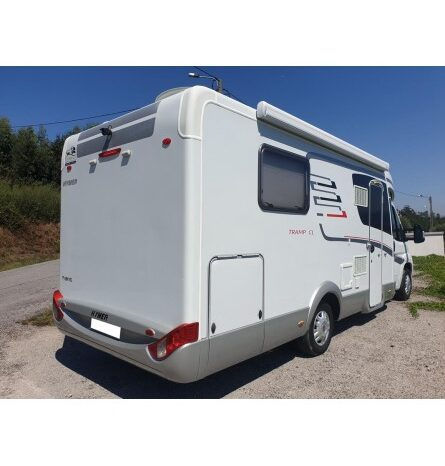 Fiat/Hymer Tramp CL 2010 completo
