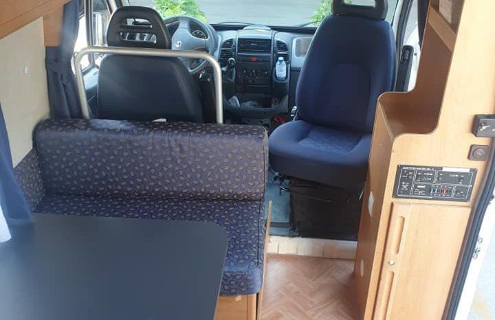 Adria Mobil Van completo